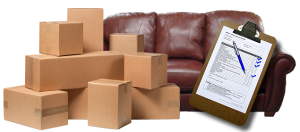 Know what boxes you need by knowing what you need to pack.
