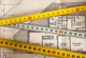Measuring is an essential step of home downsizing.