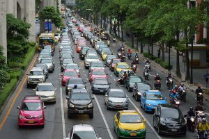 When is the best time to leave NYC and avoid traffic jams?